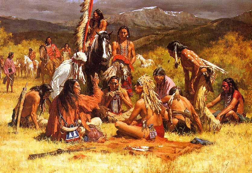дружное племя
