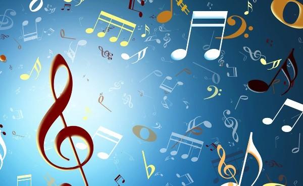 Звуки песен, которые нас окружают